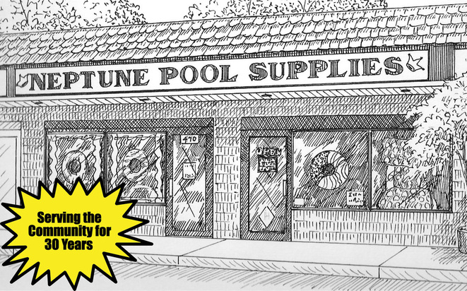 Neptune Pool Supplies Storefront